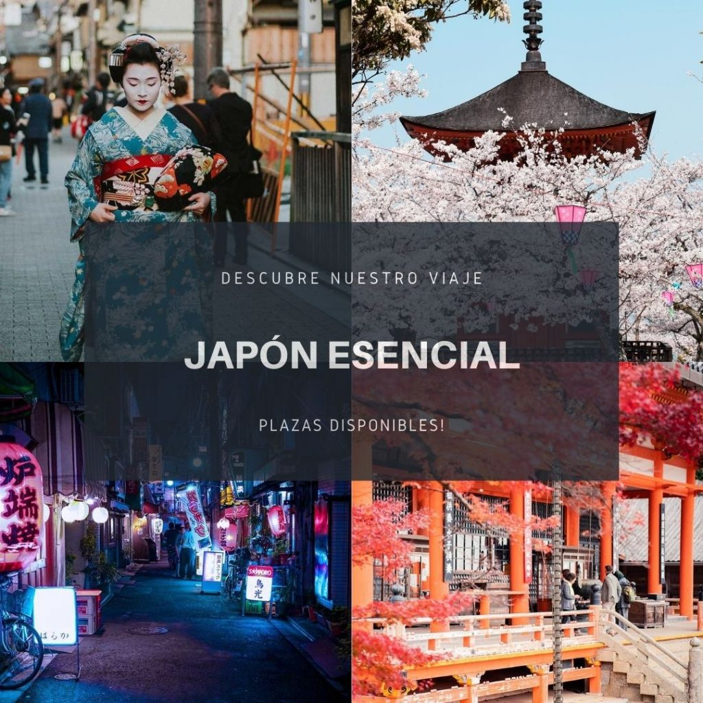 Viajes a Japón con Descubriendo Japón